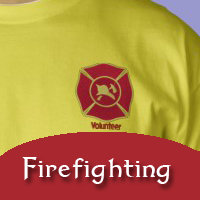 Firefighters Shirts and Caps