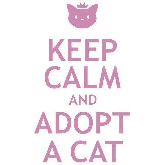 Keep Calm and Adopt a Cat