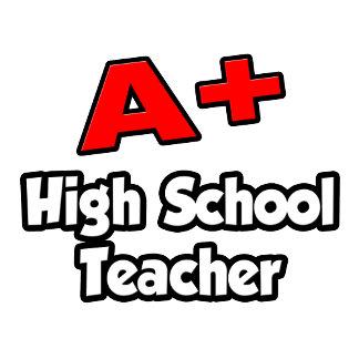 A Plus High School Teacher