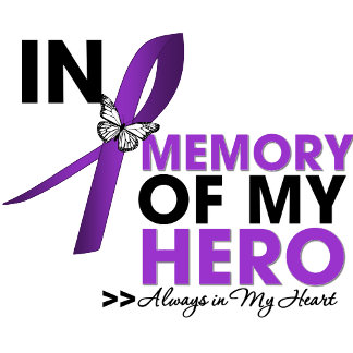 Epilepsy Tribute In Memory of My Hero