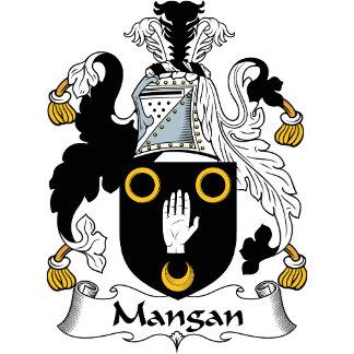 Mangan Coat of Arms