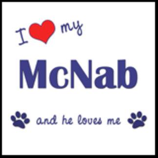 I Love My McNab (Male Dog)