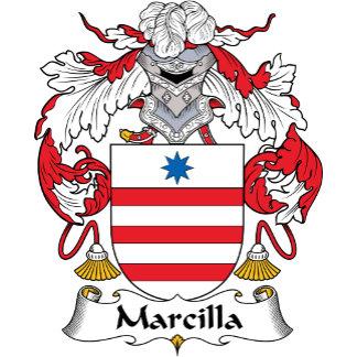 Marcilla Family Crest