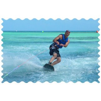 Wakeboarding in the Tropics