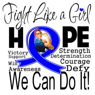 Colon Cancer Fight We Can Do It