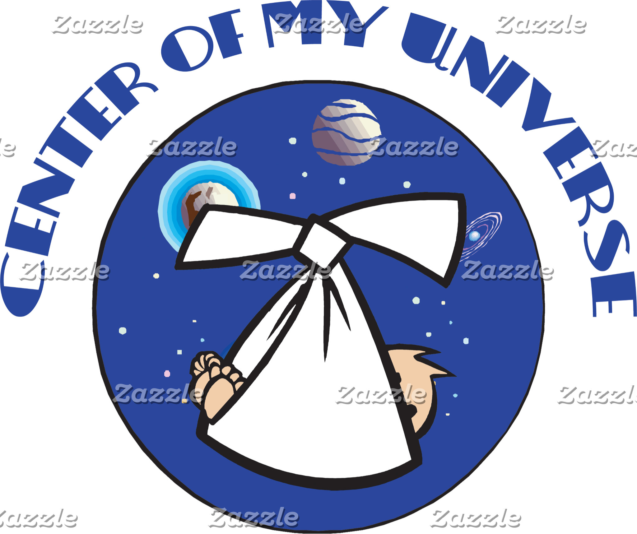 Center Of My Universe Maternity New Mother Tees