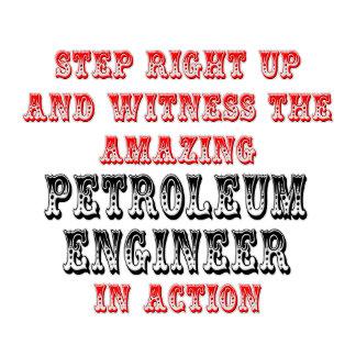 Amazing Petroleum Engineer In Action