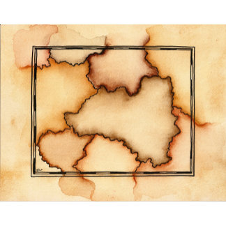 Maps: Abstract Cartographic Art