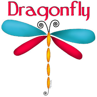 Dragonflies - many