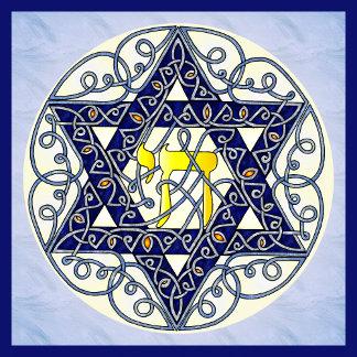 Celtic Star of David