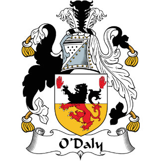 O'Daly Coat of Arms