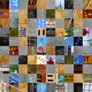 Pieces of Pictures Collage