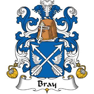 Bray Family Crest
