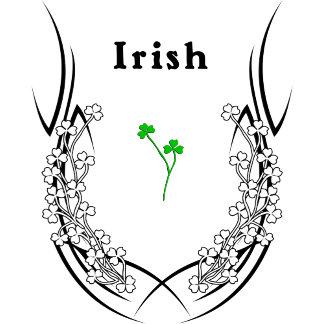 Irish Shamrock Tattoo