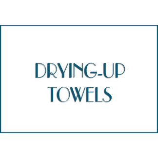 Drying-Up Towels