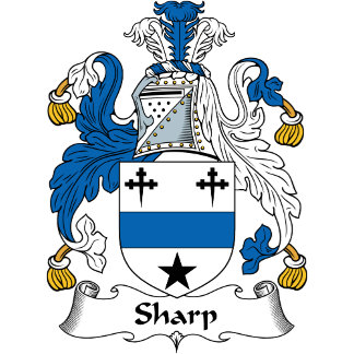 Sharp Family Crest
