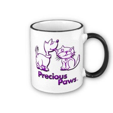 Precious Paws Logo - Home & Office