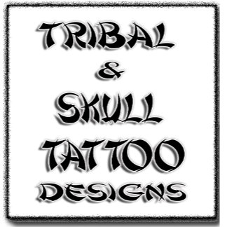 Tribal Tattoo Style Designs