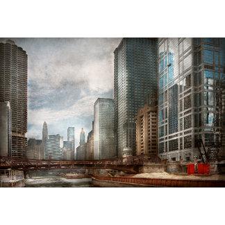 City - Chicago, IL -  Building a new city