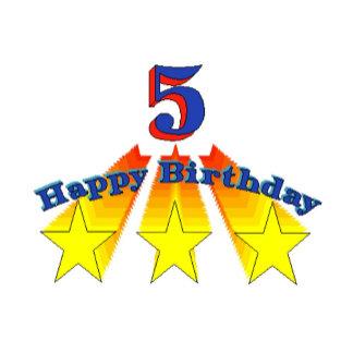 Happy Birthday 5-year-old