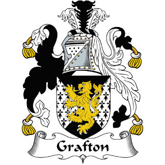 Grafton Family Crest / Coat of Arms