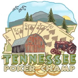 Tennessee Poker Champion
