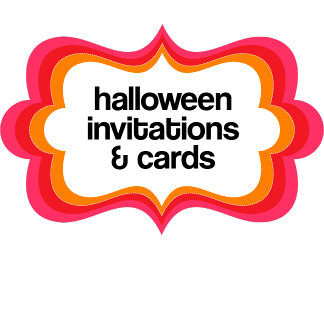Halloween | Invitations | Cards