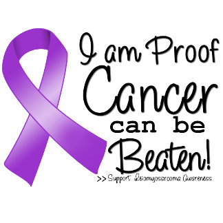 I Am Proof Leiomyosarcoma Cancer Can Be Beaten