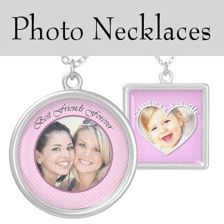 Photo Necklaces