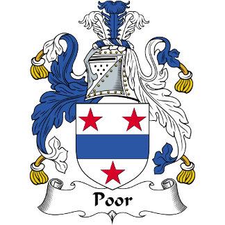 Poor Family Crest