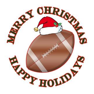 Football Merry Christmas