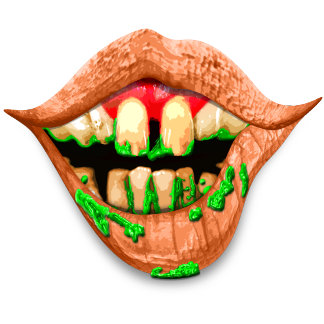 Funky Mouth Series