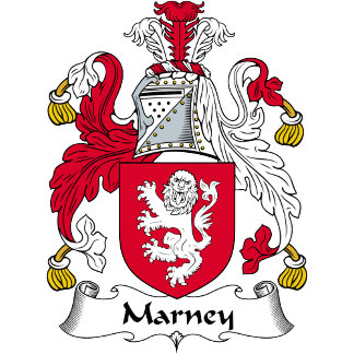 Marney Family Crest