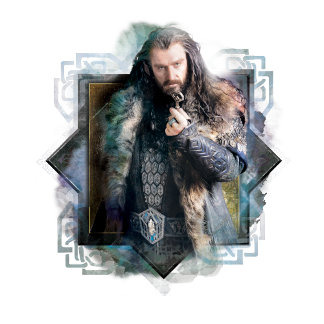 THORIN OAKENSHIELD™ Character Graphic