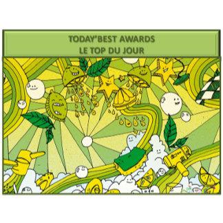Today's Best Awards - Le top du jour