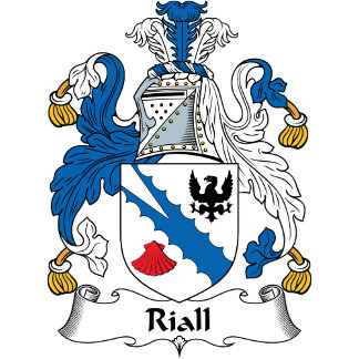 Riall Coat of Arms