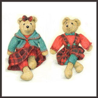 Mr. and Mrs. Bear