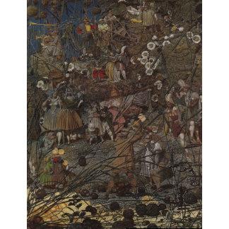 Richard Dadd's The Fairy Feller's Master-Stroke