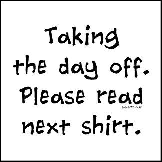 Read Next Shirt