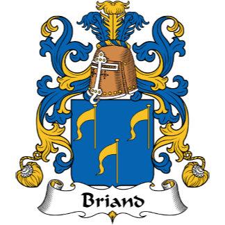 Briand Family Crest