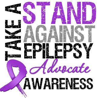 Take A Stand Against Epilepsy