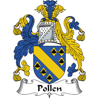 Pollen Family Crest