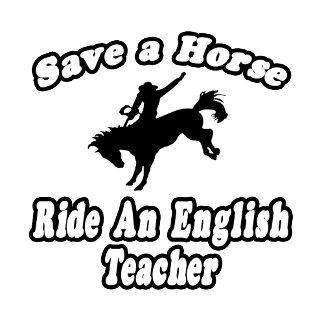 Save Horse, Ride English Teacher