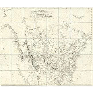 Interior Parts of North America