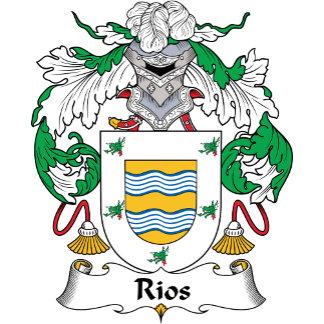 Rios Family Crest