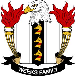 Weeks Coat of Arms