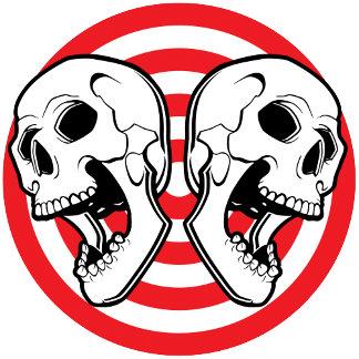 Dual Skull Target