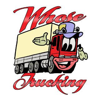 Kids Trucking