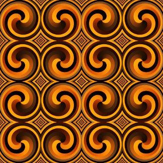 Vintage Spiral Pattern #2