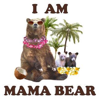 Tropical Mama Bear